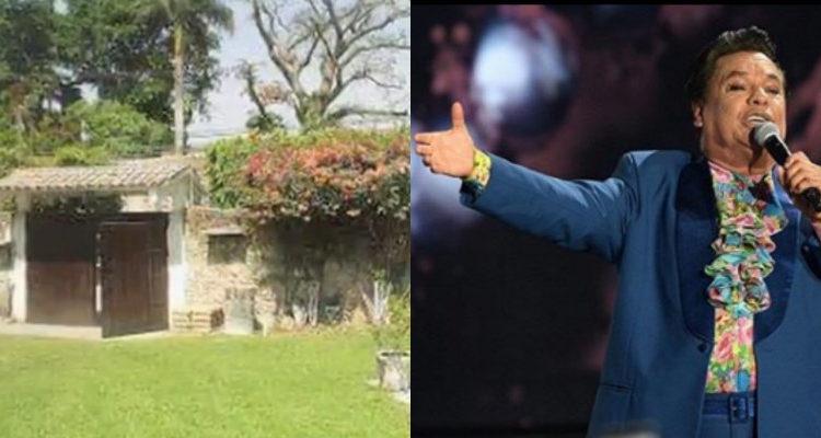 Aseguran que esta es la casa donde OCULTAN a Juan Gabriel