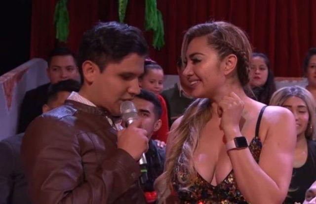 Realmente Damaris Rojas y Rorro retomaron su relación enamorándonos tv azteca