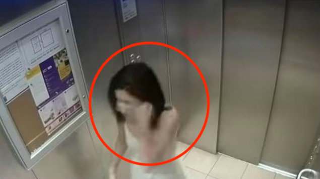 mujer se golpea para inculpar a esposo
