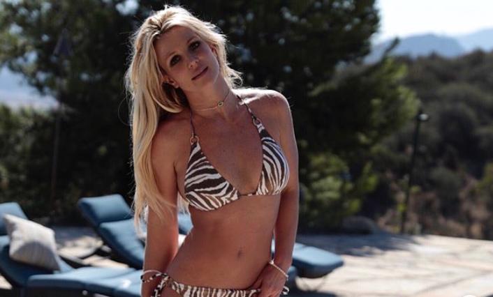 Britney Spears anuncia su retiro de la música