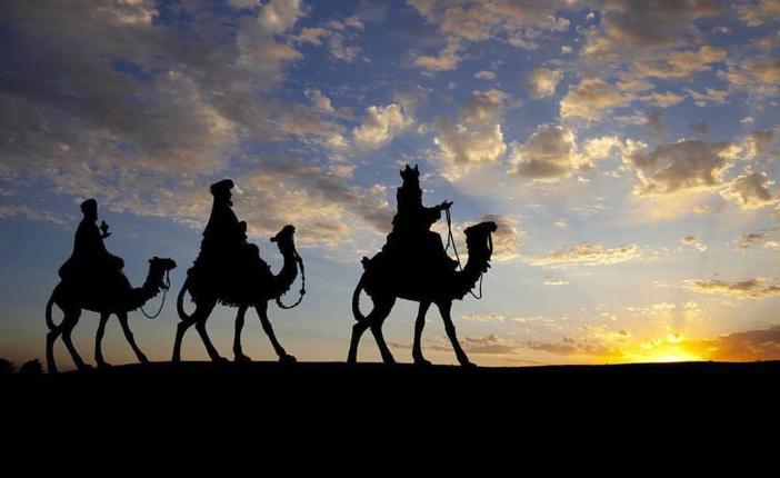Reyes Magos piden a los niños que NO manden su carta en globo