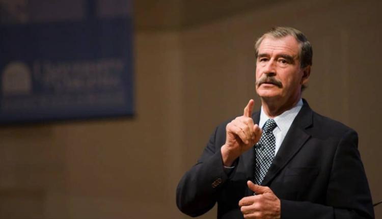 """""""Que se lo crea su abuela"""" opina Vicente Fox sobre declaración de AMLO"""