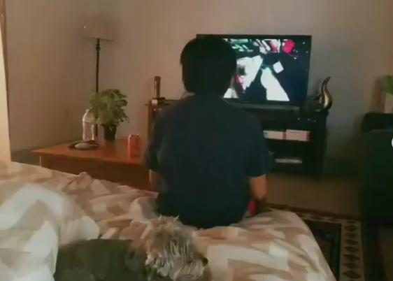 Niño salva a su familia de tragedia por quedarse viendo Netflix