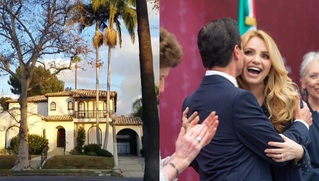 No es su mansión pero Angélica Rivera paga esta MILLONARIA renta
