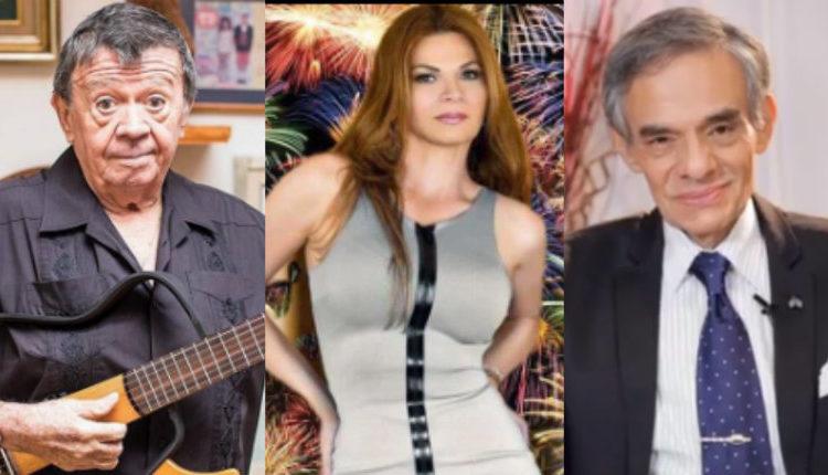 Mhoni Vidente predice la muerte de importantes celebridades en 2019 chabelo jose jose el loco valdez