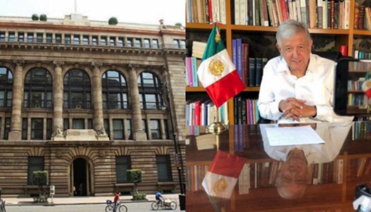 funcionarios de banxico buscan ganar más que López Obrador