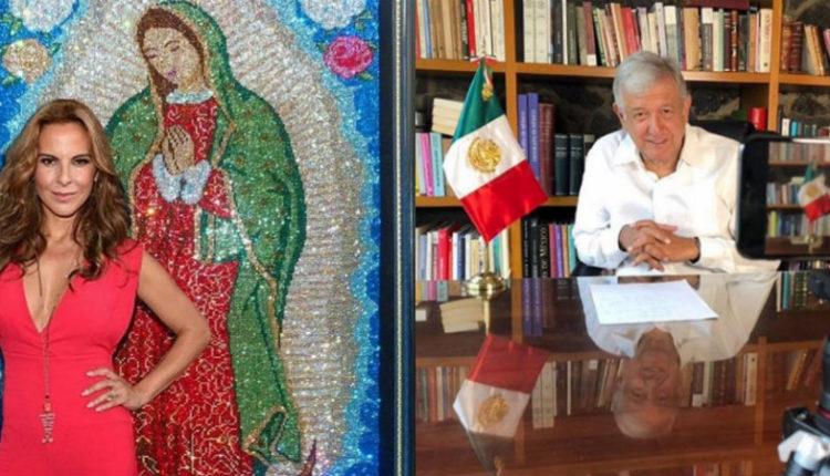 Así responde López Obrador a Kate del Castillo sobre acusaciones