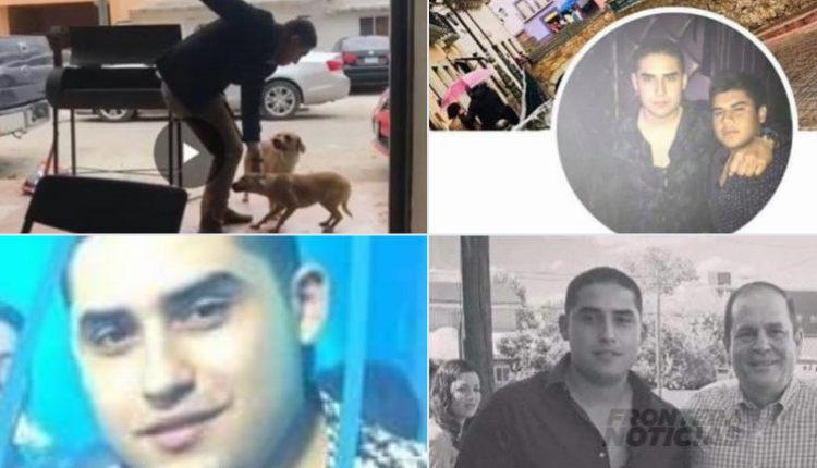 identidad del hombre que atacó a un perro en Coahuila