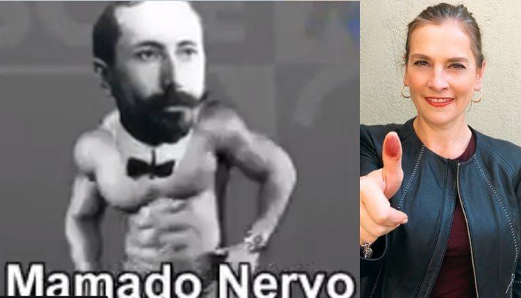 ¡Qué oso! Beatriz Gutiérrez Müller le cambia el nombre a Amado Nervo. Noticias en tiempo real