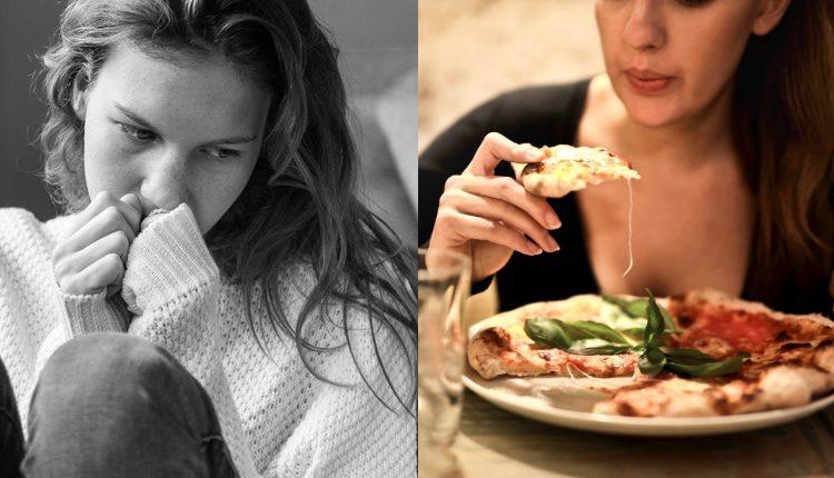 depresión alimentos