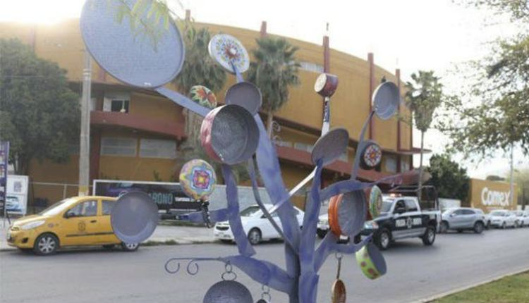 árbol de sartenes