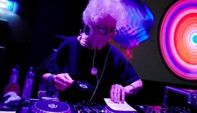 abuelita de 80