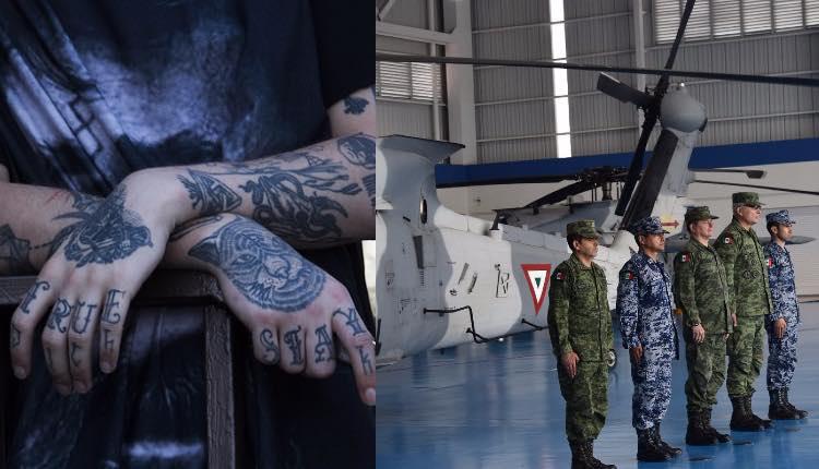 ejercito tatuajes
