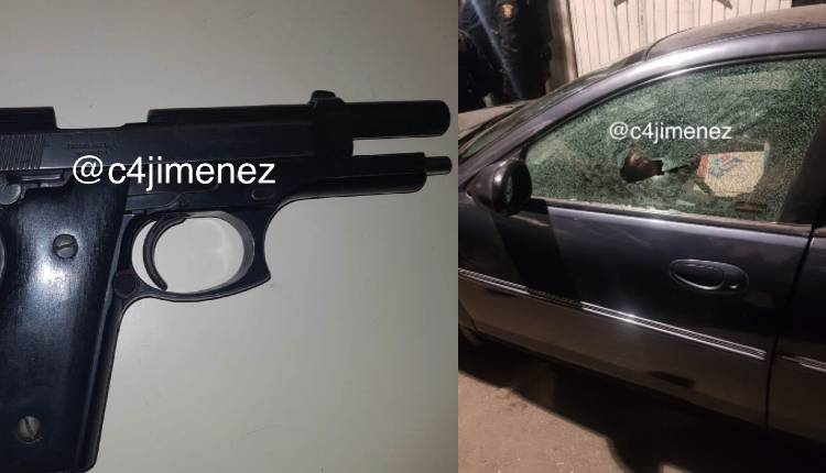 hombre dispara a vecinos iztapalapa