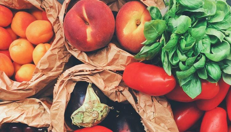 alimentos, alimentos del futuro, comida impresa, dieta mediterránea