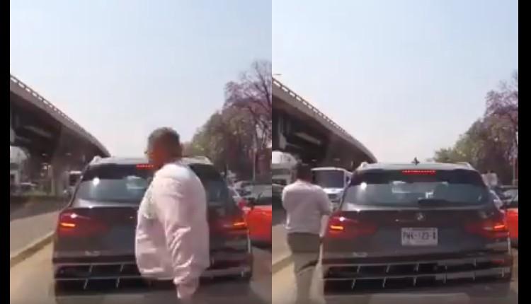 asalto a conducotr en rio mixcoac