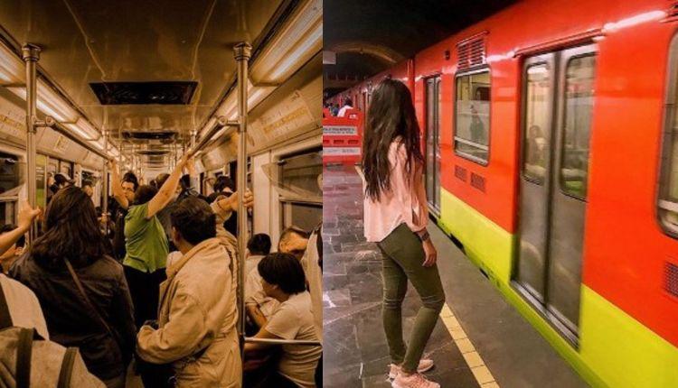 estafan en el metro
