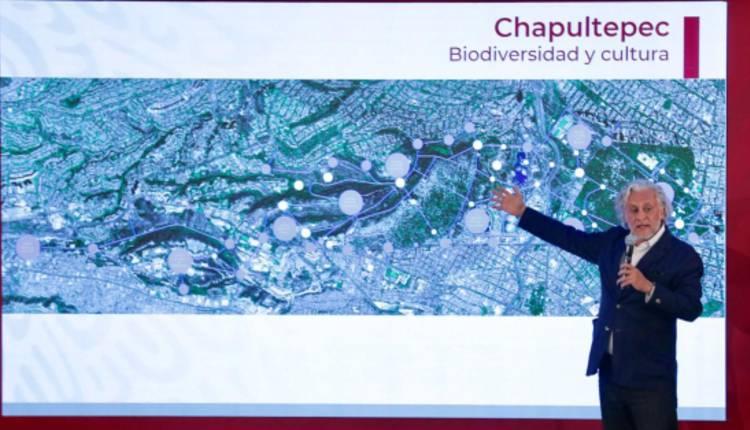proyecto bosque chapultepec