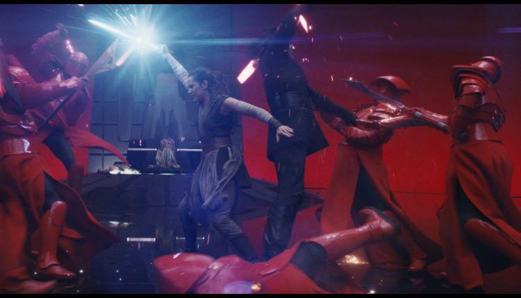 star wars rey keylo ren