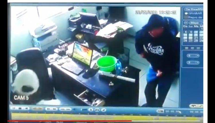 asalto a empresario Xonacatlán edomex