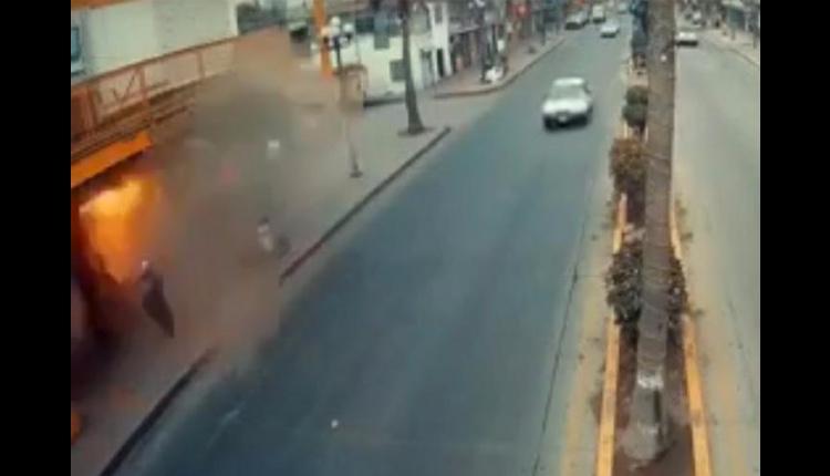 explosión hotel de tijuana