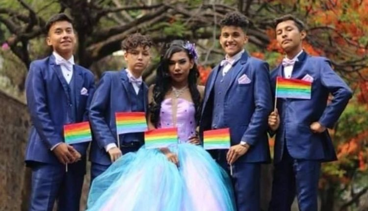 joven homosexual