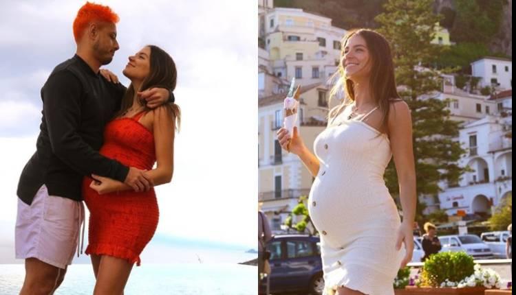 novia del chicharito embarazada sarah kohan, chicharito, separación