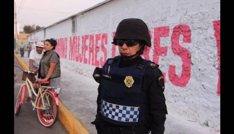 policía de la cdmx rescata a niña secuestrada