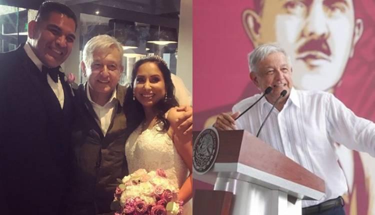 Amlo boda