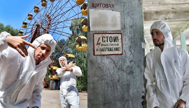 Luisito Comunica Chernobyl