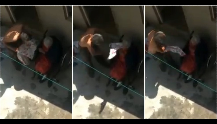 anciana golpeada por un hombre cdmx