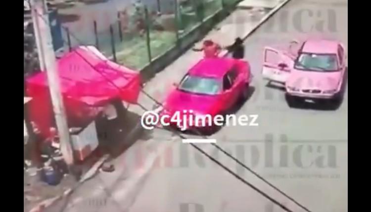 ataque balacera tlalpan bebé muere