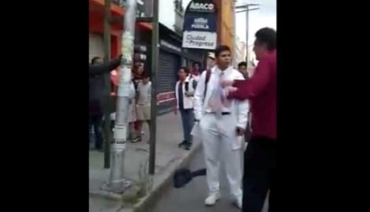 Video: Asaltan a estudiante de medicina, vecinos defienden al ladrón. Noticias en tiempo real