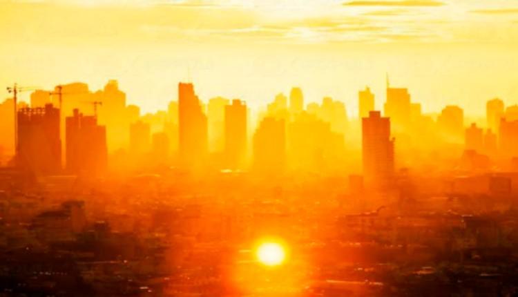 kuwait ola de calor