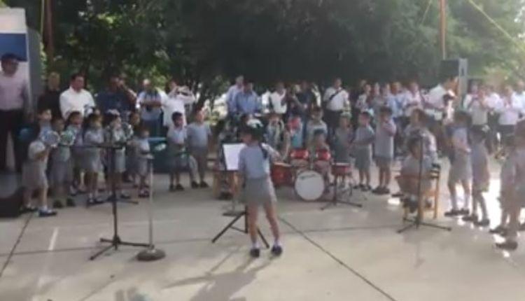 orquesta escolar