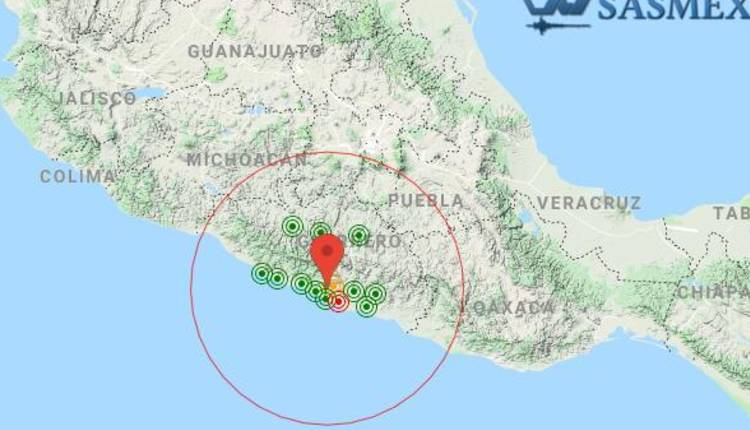 sismo 4 de junio cdmx alerta sismica