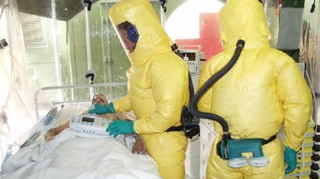 ébola que es