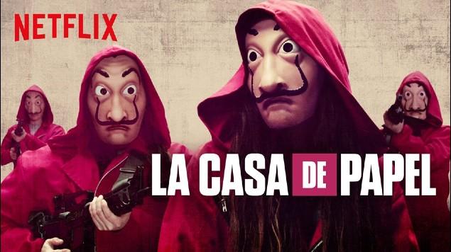 Estreno: tercera temporada de La Casa de Papel. Noticias en tiempo real