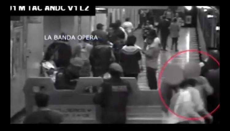 detienen a el chocorrol lider de banda robo metro