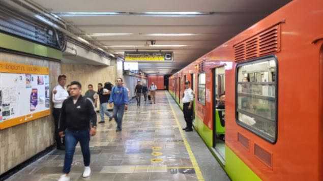 metro guardia nacional