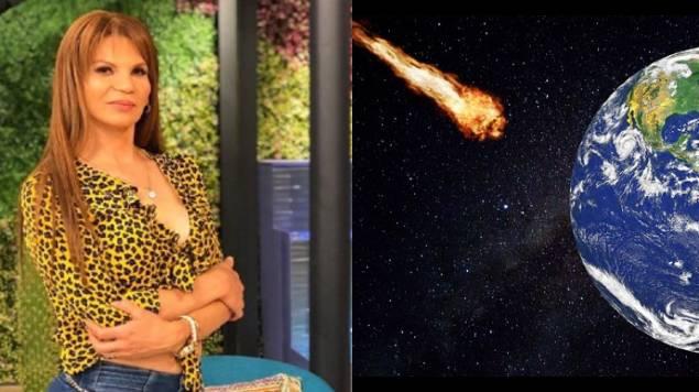 mhoni vidente meteorito