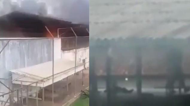 motín cárcel brasil