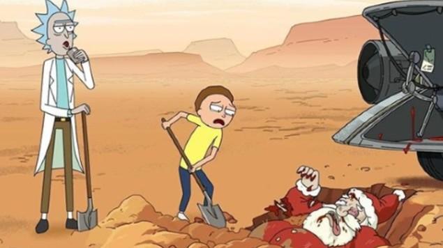 Rick & Morty presentan las primeras imágenes de la cuarta temporada. Noticias en tiempo real