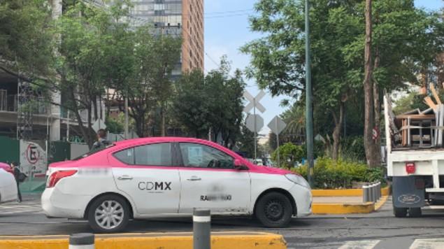 taxis secuestro cdmx