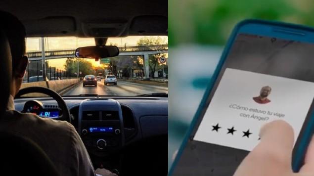 uber falso