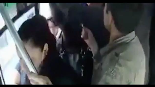 acoso transporte guadalajara