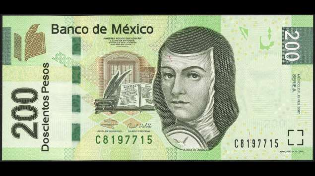 billete 200 pesos nuevos