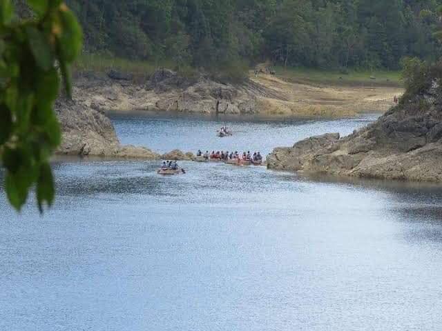 sequia lagos chiapas