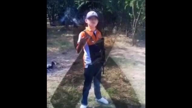 juanito pistola niño sicario