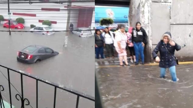 _lluvia atizapan zaragoza cuautitlan izcalli